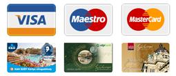 Bankkártya SZÉP Kártya elfogadás