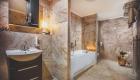 Fürdőszoba - lakosztály